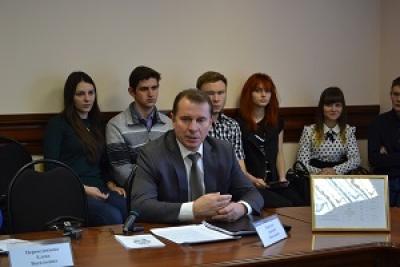 О противодействии коррупции поговорили в Тамбовском филиале РАНХиГС