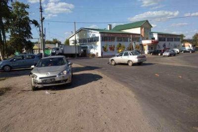 Пятилетний ребёнок пострадал в ДТП в Моршанске