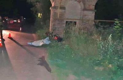 В Моршанском районе в ДТП погиб 18-летний мотоциклист