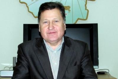 Главой администрации Знаменского района избран Владимир Елисеев