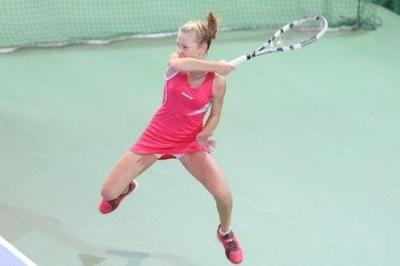 Тамбовская теннисистка Олеся Первушина победила во взрослом турнире в Италии
