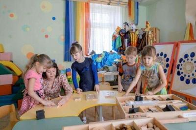 В детских садах будут развивать детей с аутизмом