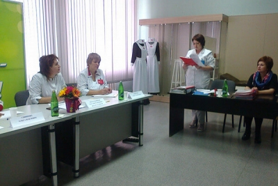 Тамбовские медсёстры успешно прошли аттестацию