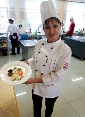 Авторский винегрет, курица галантин: как тамбовские повара готовятся к чемпионату