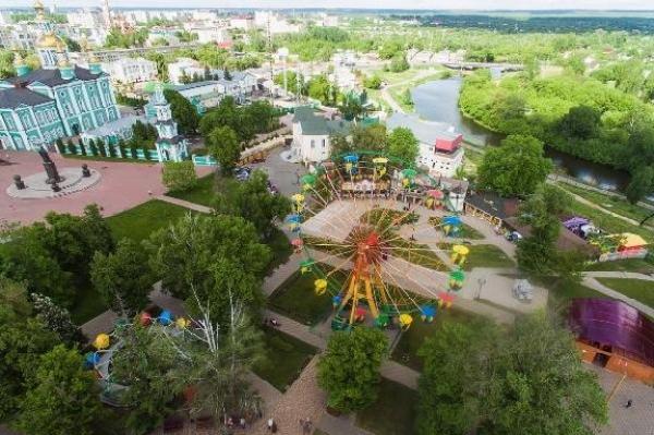В городском парке культуры и отдыха назначен новый директор