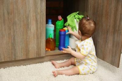 В Тамбовской области 15 детей отравились бытовой химией
