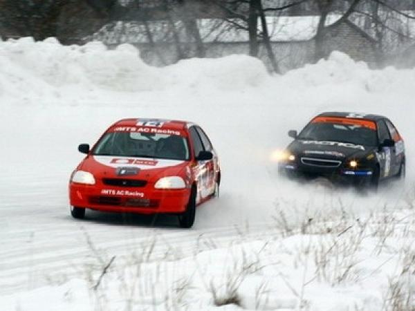 В Тамбове состоятся соревнования по зимним трековым автогонкам