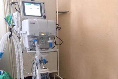 Мичуринская ЦРБ получила новое оборудование для оказания помощи тяжёлым больным