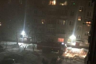 В центре Тамбова выгорела квартира в многоэтажном доме