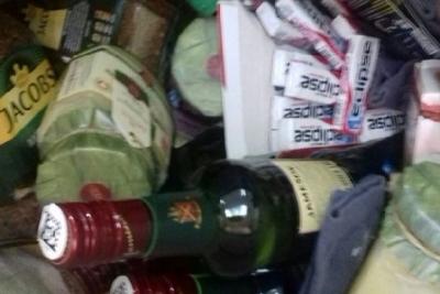 Задержали гастролеров, совершавших серийные кражи из тамбовских магазинов