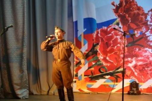В Тамбове пройдет городской конкурс военно-патриотической песни