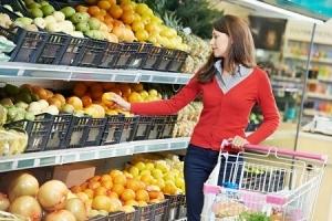 Россияне стали больше покупать отечественные продукты