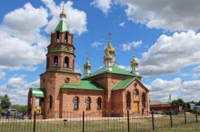 В Мичуринском районе освятили новый храм