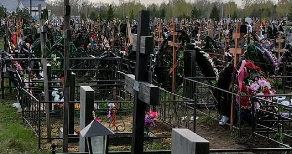 Как отыскать приезжим родственникам нужную могилку на уваровском кладбище? По электронной базе данных