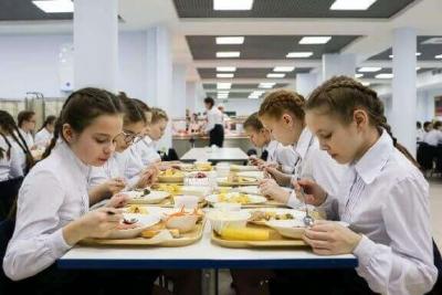 В тамбовских школах перейдут на индивидуальные подходы к организации питания