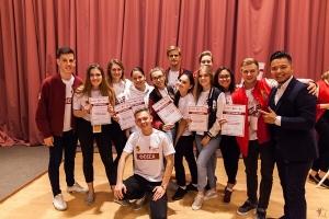 Студентки Тамбовского филиала РАНХиГС приняли участие в работе Форума органов студенческого самоуправления