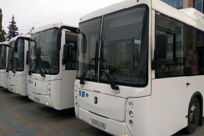 В Тамбове на маршруты выйдут еще 15 новых экологических автобусов