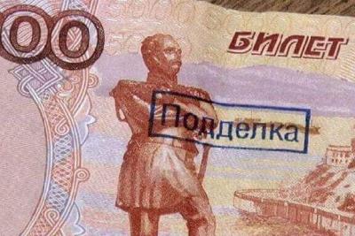 В Тамбовской области москвичка расплатилась за продукты фальшивкой