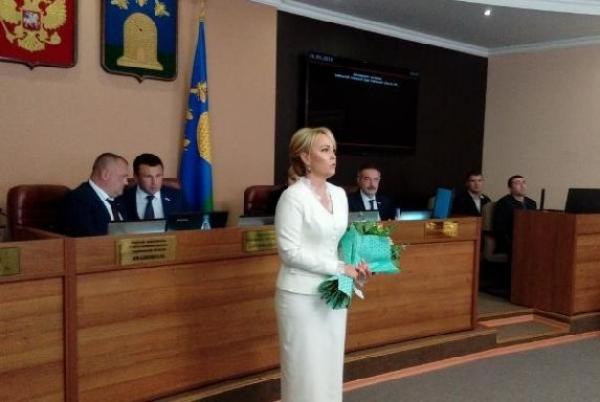 Главой Тамбова избрали Наталию Макаревич