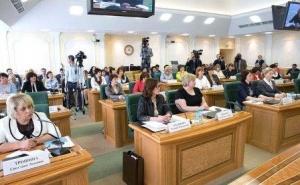 Галина Шеманаева из Мичуринского района встретилась с Валентиной Матвиенко