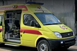 Перинатальный центр Тамбова получит новые автомобили скорой помощи