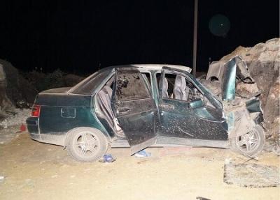 В ДТП в Первомайском районе погибли два человека