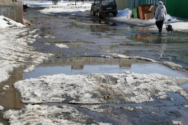 Тамбовчане возмущены состоянием городских дорог