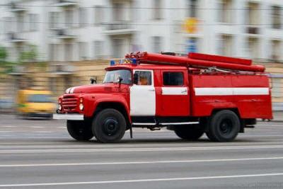 В Рассказово при пожаре в многоквартирном доме погибла пенсионерка