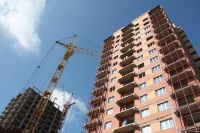 С начала года в Тамбовской области построено 3107 квартир