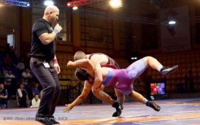 Тамбовские борцы отлично показали себя на чемпионате мира в Тегеране