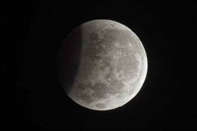 Стала известна дата следующего лунного затмения