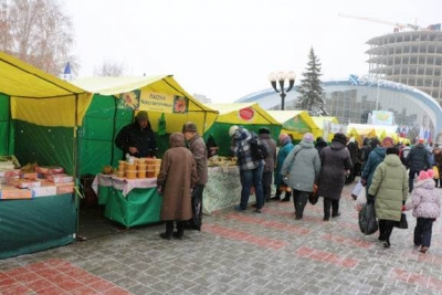 """С 29 января у ЛДС """"Кристалл"""" заработала универсальная тематическая ярмарка"""