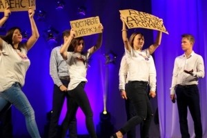 Студенты ТГТУ вызовут на дружеский баттл КВНщиков Державинского университета