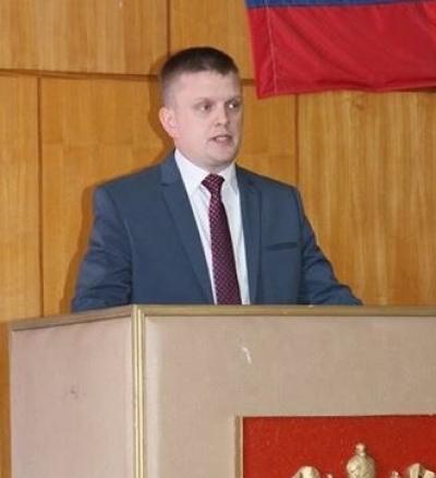 Главой администрации Первомайского района стал Роман Рыжков