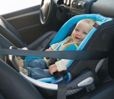 С июля изменились правила перевозки детей-пассажиров