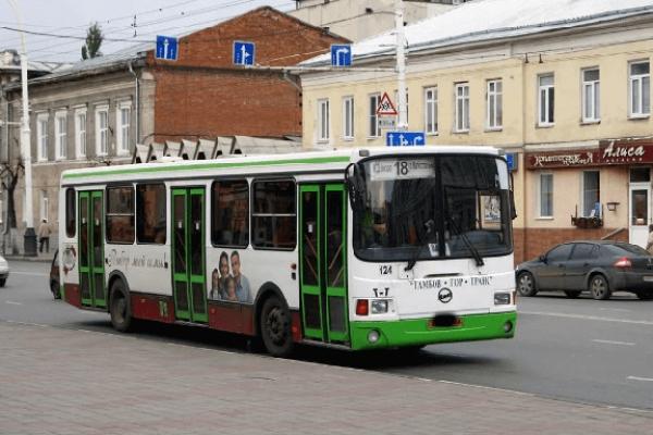 Тамбовские автобусы проверили после жалобы на холод в салоне