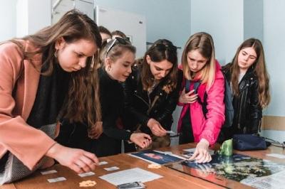 Около 400 школьников посетили День открытых дверей в ТГУ
