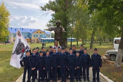 В кадетском корпусе Тамбова открылся хоккейный спецкласс