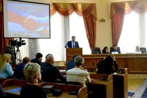 Ректор ТГУ возглавил отделение общества российско-китайской дружбы