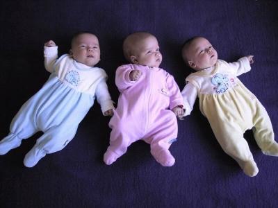 В Тамбове с начала года родилось больше мальчиков, чем девочек