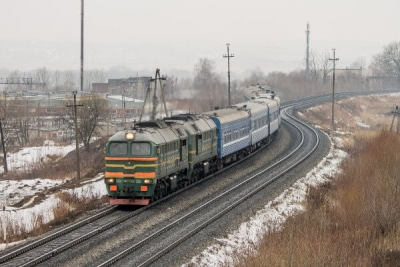 В Тамбовской области девушку насмерть сбил поезд