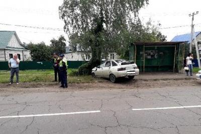В Мичуринске легковушка врезалась в дерево: серьёзно пострадал 5-летний мальчик