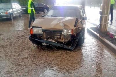 """Под Тамбовом дорогу не поделили """"Тойота"""" и ВАЗ: есть пострадавшие"""