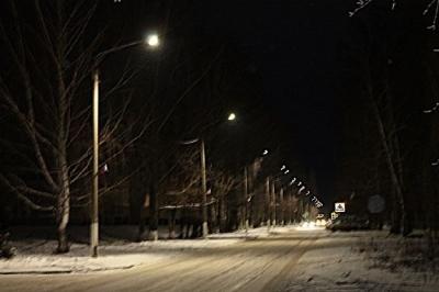 Проекты по модернизации сети уличного освещения помогли Тамбовской области стать лучшей в России